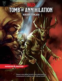 Dungeons & Dragons 5ème édition : Tomb of Annihilation