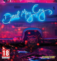 Devil May Cry 5 - Deluxe Steelbook Edition - PS4