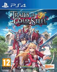 The Legend of Heroes: Trails of Cold Steel - PS4