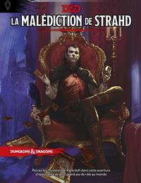 Dungeons & Dragons 5ème édition : La malédiction de Strahd