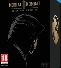Mortal Kombat 11 - Kollector's Edition - Xbox One