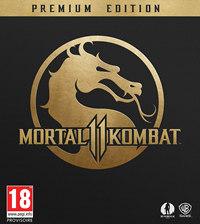 Mortal Kombat 11 - Premium Edition - PS4