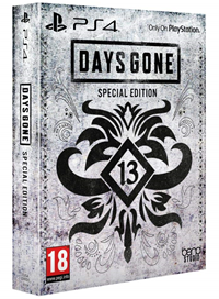 Days Gone - Edition Spéciale - PS4