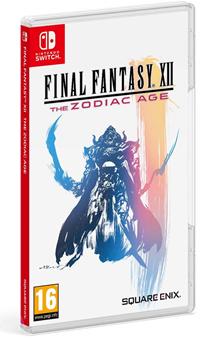 Final Fantasy XII : The Zodiac Age - Switch