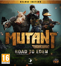 Mutant Year Zero: Road to Eden - Deluxe Edition - eshop Switch