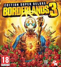 Borderlands 3 - Edition Super Deluxe - PS4