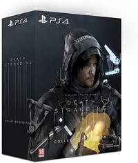 Death Stranding - Collector's Edition - PS4