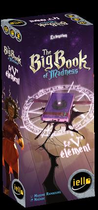 The Big Book Of Madness : Le Ve élément