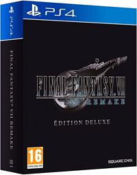 Final Fantasy VII Remake Edition Deluxe - PS4