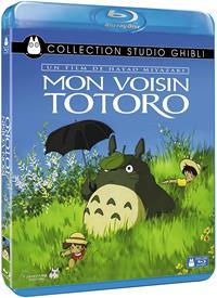 Mon voisin Totoro - Blu-Ray