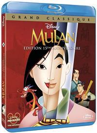 Mulan - Blu Ray