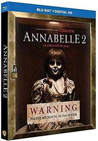 Annabelle 2 : La Création du mal - Blu-Ray