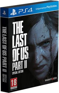 The Last of Us Part II Edition Spcéciale - PS4