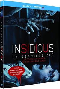 Insidious : La Dernière Clé - Blu-Ray