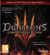 Dungeons III Complete Edition - PC