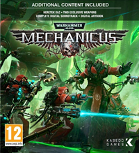 Warhammer 40,000 : Mechanicus - Switch