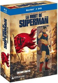 La Mort de Superman - Blu-Ray