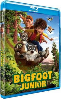 Bigfoot Junior - Blu-Ray