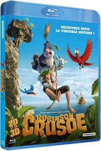 Robinson Crusoé - Blu-Ray