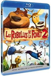 Les Rebelles de la forêt 2 - Blu-Ray