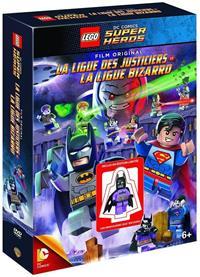 LEGO DC Comics Super Heroes : La Ligue des Justiciers vs la Ligue Bizarro - DVD