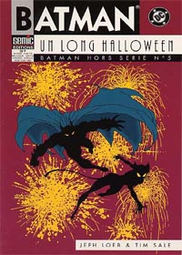 Batman Hors-Série - Série I : LONG HALLOWEEN