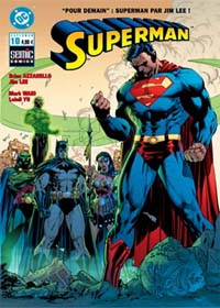 Superman - comics Semic : Superman # 10