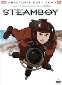 Steamboy - Édition Digipack 2 DVD