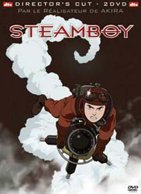Steamboy - Édition Deluxe 2 DVD
