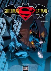 Superman - Batman : BATMAN - SUPERMAN N°01
