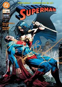 Superman - comics Semic : Superman # 11