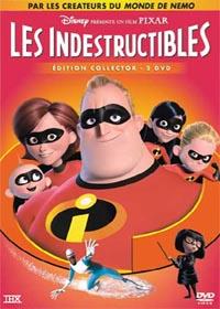 Les indestructibles - édition collector 2 DVD