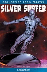 Silver Surfer : Révélations : 100% MARVEL : SILVER SURFER 2