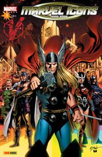 Marvel Icons Hors série 1