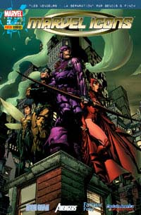 Marvel Icons - 3
