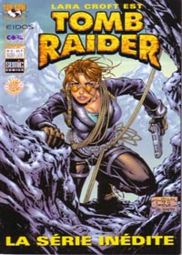 comics Tomb Raider : Tomb Raider - 2