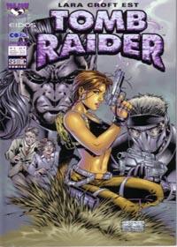 comics Tomb Raider : Tomb Raider - 5