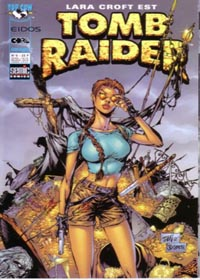 comics Tomb Raider : Tomb Raider - 6