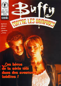 Buffy le comics : Buffy n°5