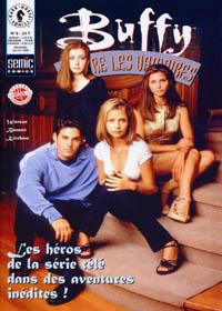 Buffy le comics : Buffy n°8