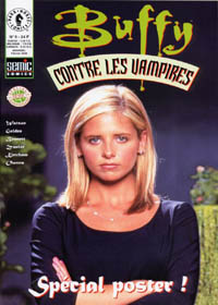 Buffy le comics : Buffy n°9