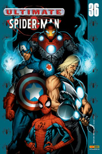 Ultimate Spider-Man 36