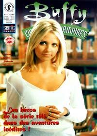 Buffy le comics : Buffy n°11