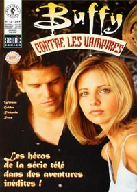 Buffy le comics : Buffy n°12