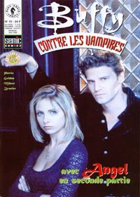 Buffy le comics : Buffy n°15
