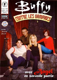 Buffy le comics : Buffy n°16