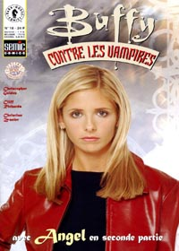Buffy le comics : Buffy n°18