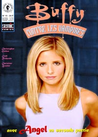 Buffy le comics : Buffy n°19