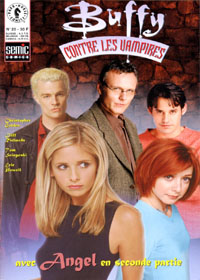 Buffy le comics : Buffy n°20