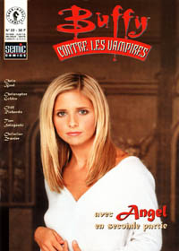 Buffy le comics : Buffy n°22